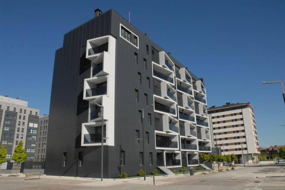 C mo reducir el consumo energ tico en un edificio blog for Viviendas en ciudad real