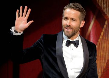 Ryan Reynolds, un superhéroe en la vida real