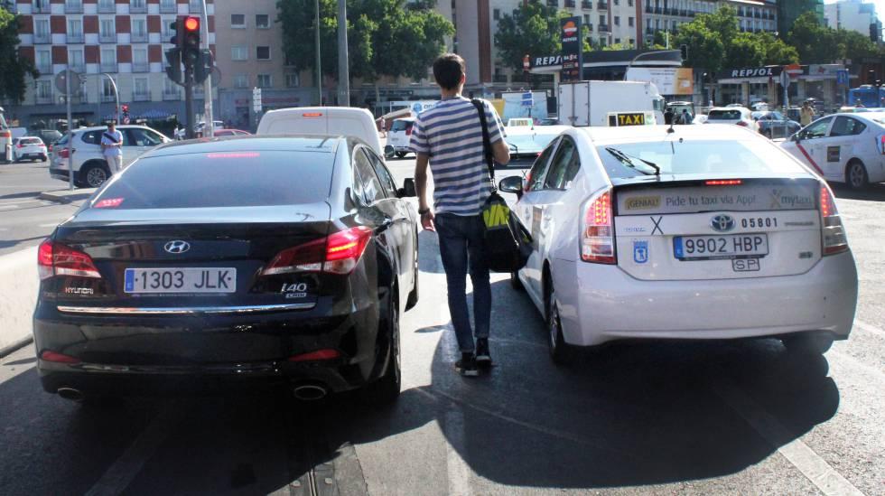 VTC taxi: El negocio de Cabify y Uber atrae a los taxistas ...