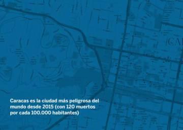 Recorrido por las ciudades más inseguras del mundo
