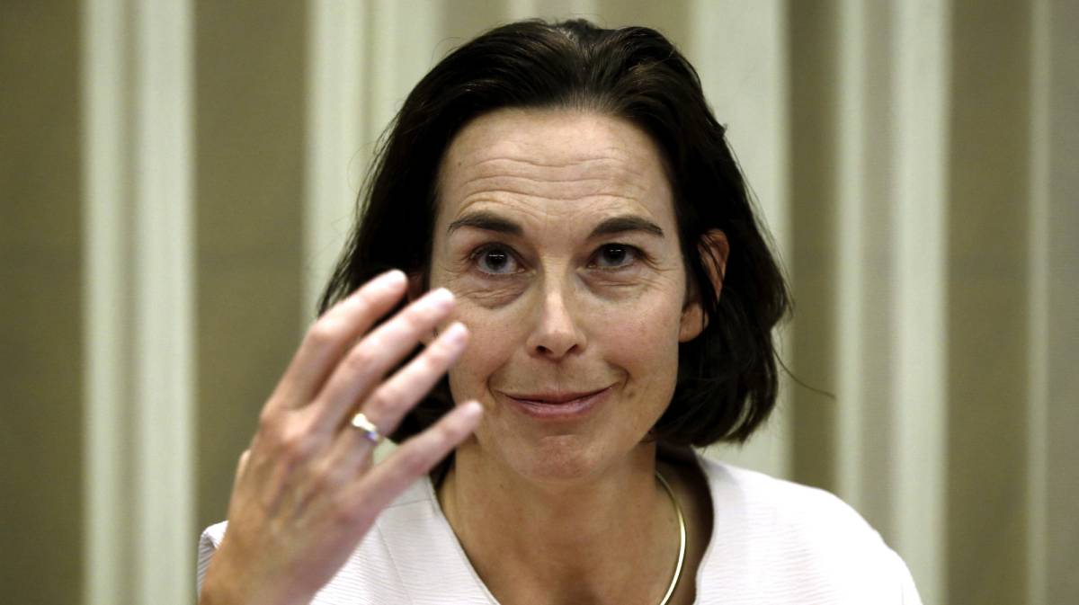 Andrea Schaechter, responsable del trabajo del FMI.