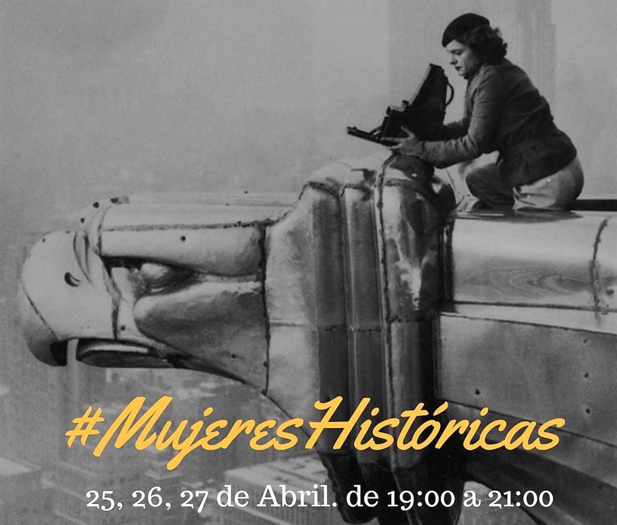 Proyecto #MujeresHistóricas | JULEN GARCÍA