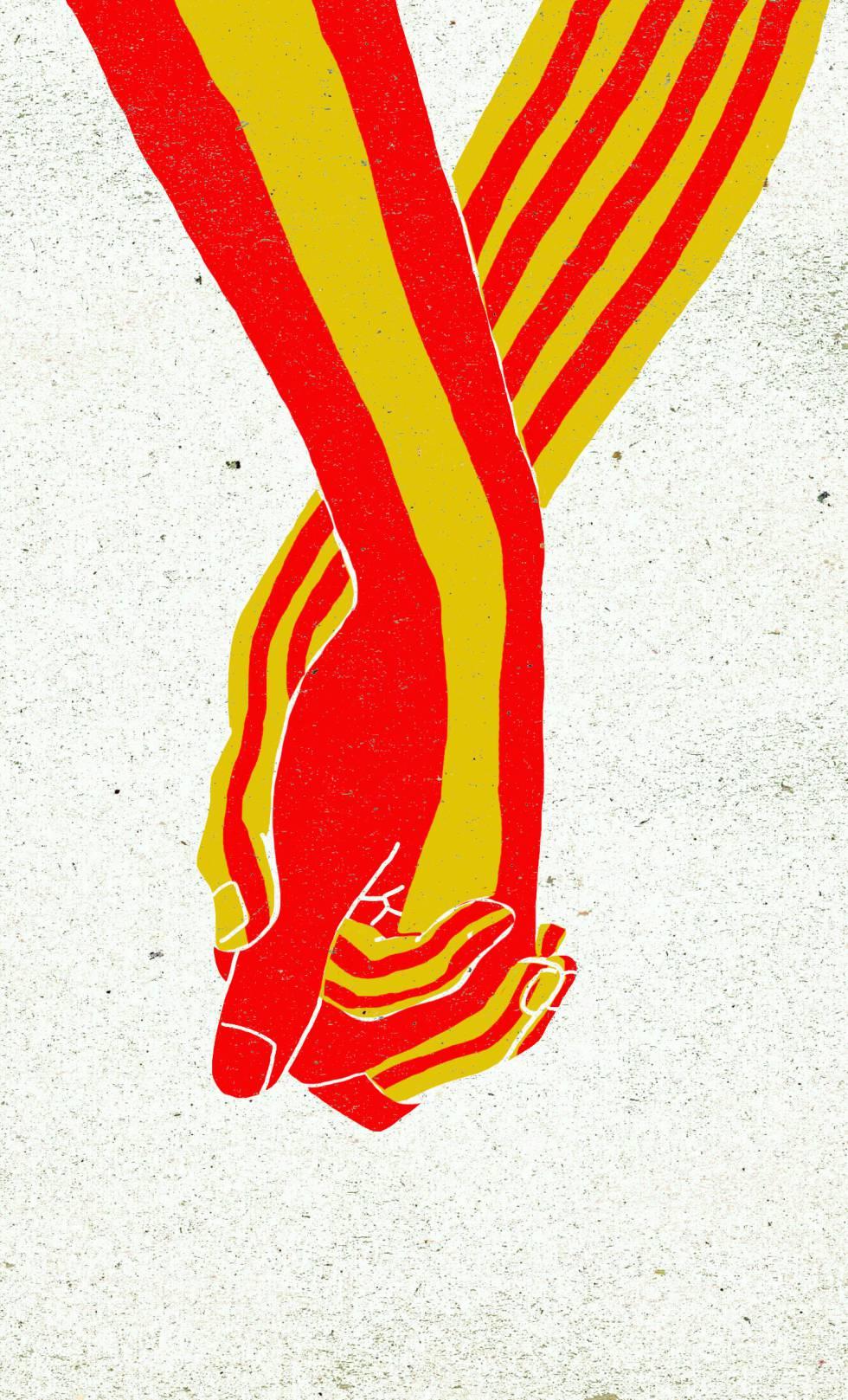 Los catalanes, la fraternidad y España