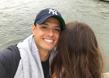 Chicharito juega al despiste en Instagram