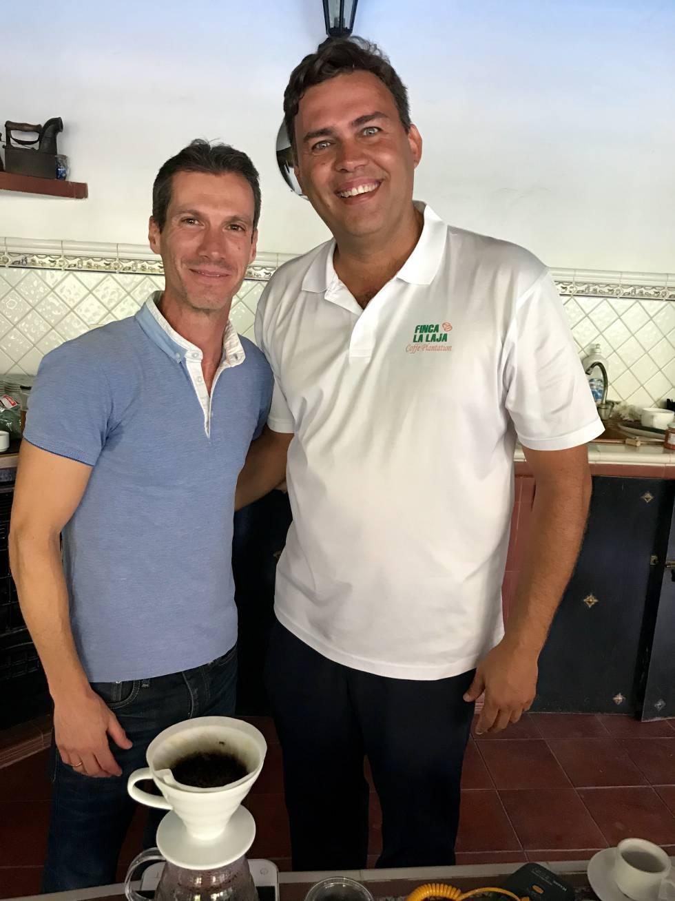 El milagro del café de Agaete (Gran Canaria), único en Europa