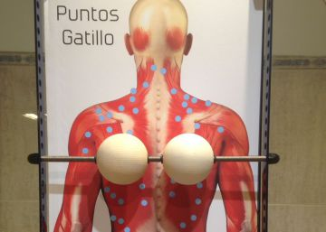 A rod for your own back? Spaniard invents new massage tool