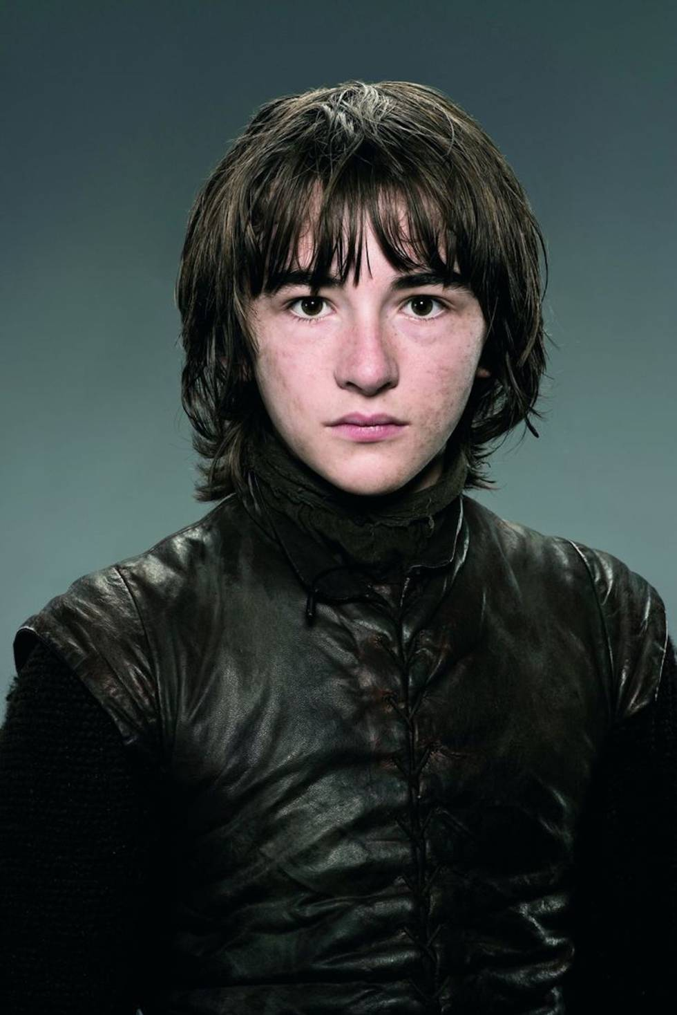 """Bran Stark de 'Juego de Tronos': """"Interpretar al Cuervo de Tres Ojos es complicado"""""""