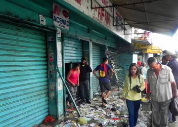 The daily battle for survival in Venezuela