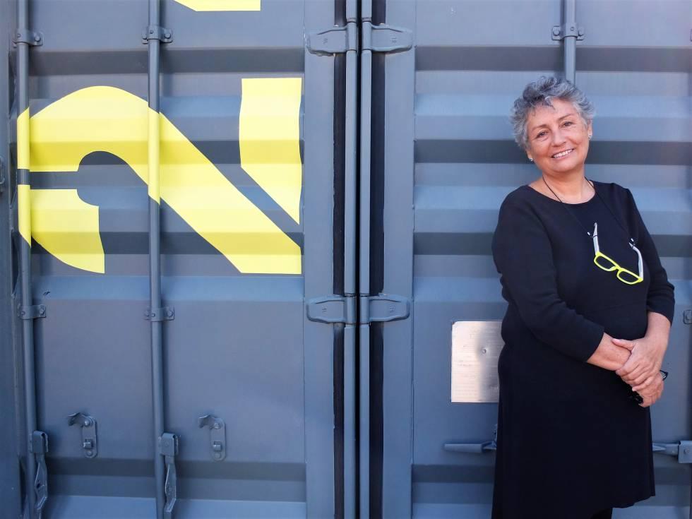 Patricia Guerrero, fundadora de la Ciudad de las Mujeres en Cartagena de Indias, Colombia.