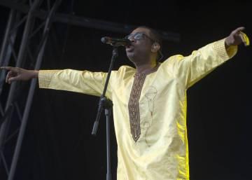 Youssou N'Dour colma de África el festival Etnosur