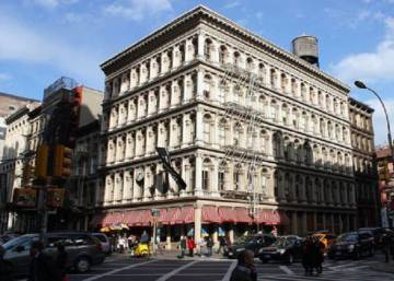 Spain's Amancio Ortega buys New York's historic Haughwout Building