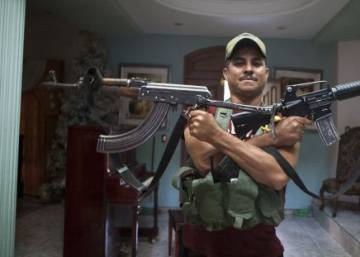 Meet the armed vigilantes fighting for Michoacán