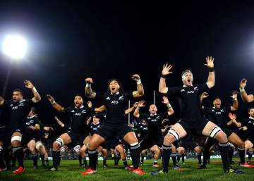New Zealand's All Blacks win top Spanish achievement prize