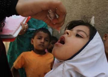 El paso decisivo hacia un futuro sin polio