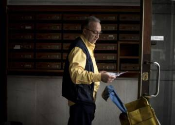 Last post for Spain's mail carriers?