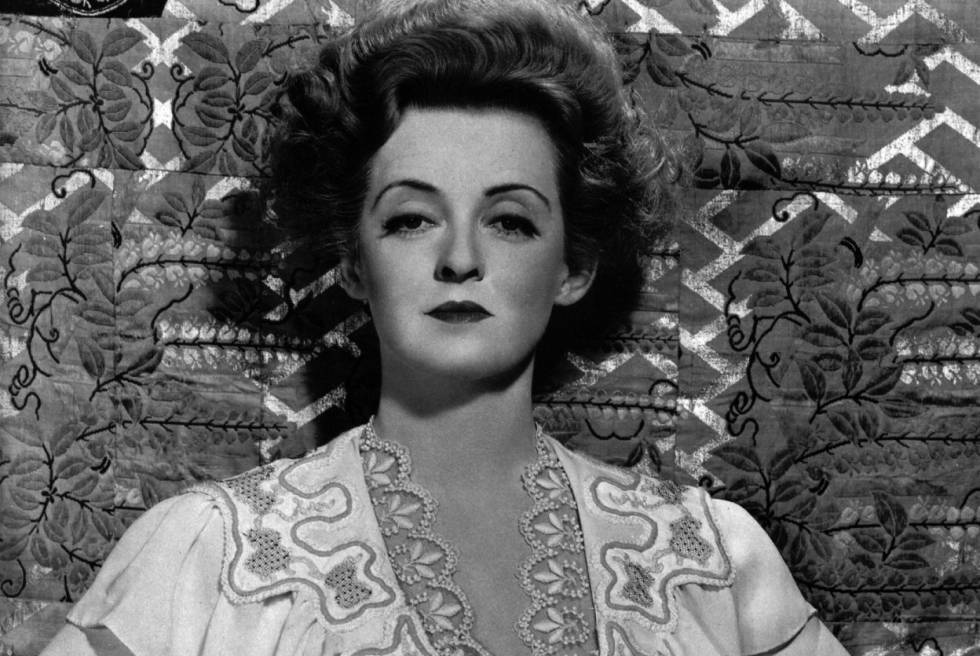 Bette Davis en una escena de la película 'La Loba' de William Wyler.