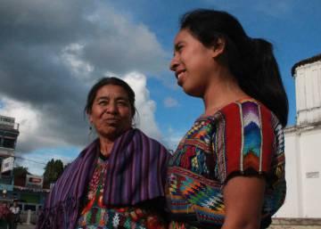 Ella es la voz de los indígenas de Guatemala
