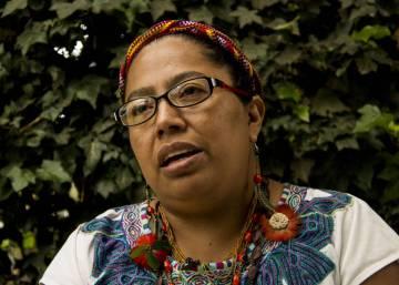La indígena desterrada por feminista