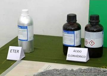 Las drogas consumidas en zonas de ocio, cada vez más adulteradas
