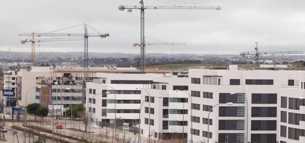 Construcción de vivienda nueva en Arroyo del Fresno