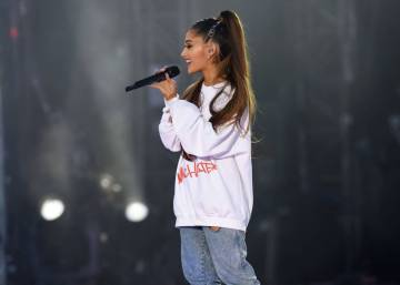 Amid tightened security, Ariana Grande plays to crowd of 12,000 in Barcelona