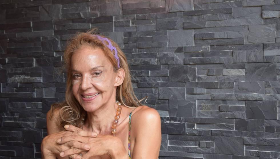 Silvia, una de las mujeres que entrevistó Raúl Solís.