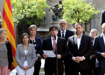 Catalan independence referendum to be held on October 1: regional premier