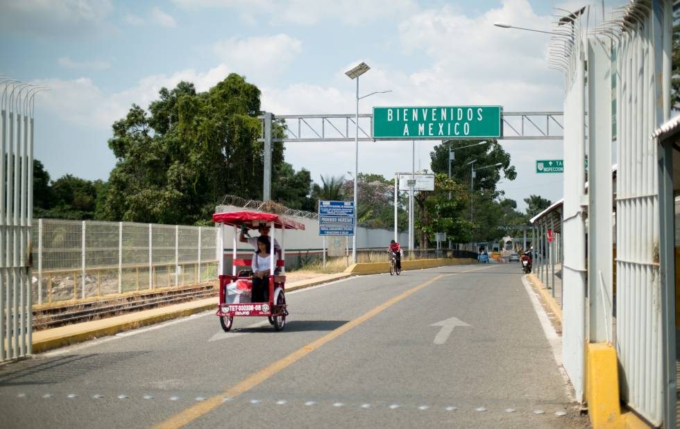 da225c40d4a Inmigración México Estados Unidos  Guatemala