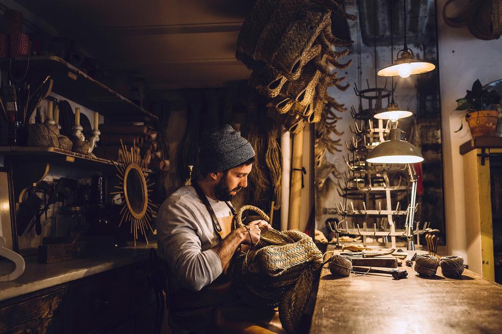 Reportaje  Estos son los artesanos que triunfan en la Red  ba8cc32a21b