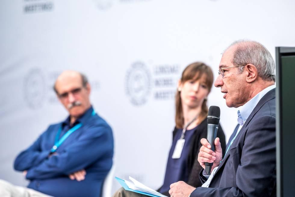 El diplomático turco Ahmed Üzümcü, representante de la Organización para la Prohibición de las armas químicas.