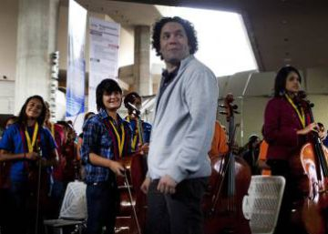 US tour of Gustavo de Dudamel's Venezuelan youth orchestra canceled