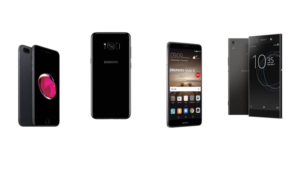 Los mejores móviles de tamaño grande de gama alta | Escaparate | EL PAÍS