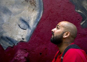 Cuban street artist told to remove his work from the walls of Havana