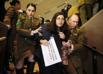 El Senado chileno aprueba la despenalización del aborto en tres casos