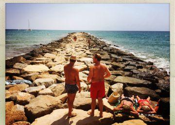 instntaneas de sol y playa