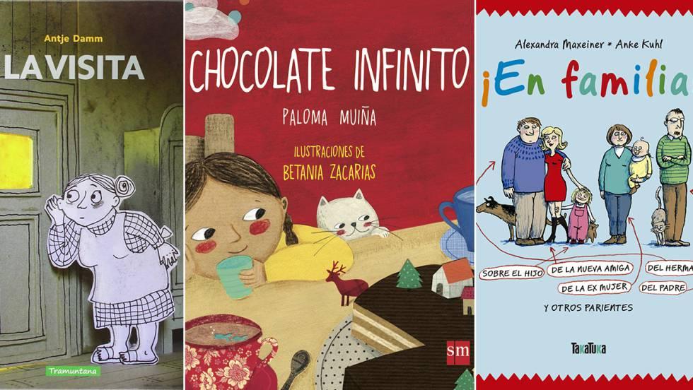 Ocho cuentos para niños sobre la diversidad familiar | Mamás y Papás ...