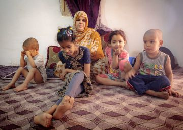 Vivir con discapacidades en Tinduf