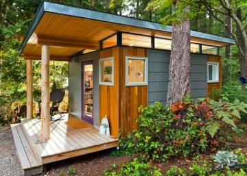 La tiny house donde menos es m s blog alterconsumismo - Minicasas en espana ...