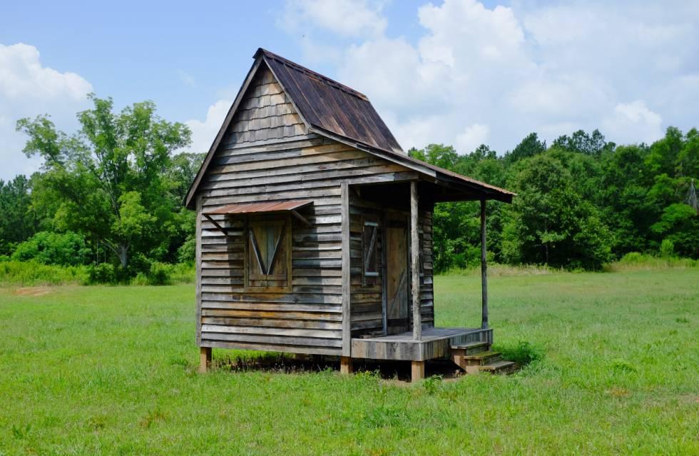 La tiny house: donde menos es más