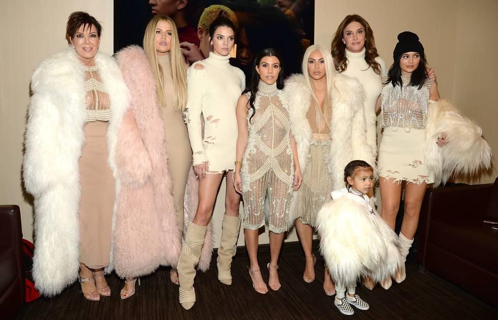 El imperio Kardashian cumple su primera década