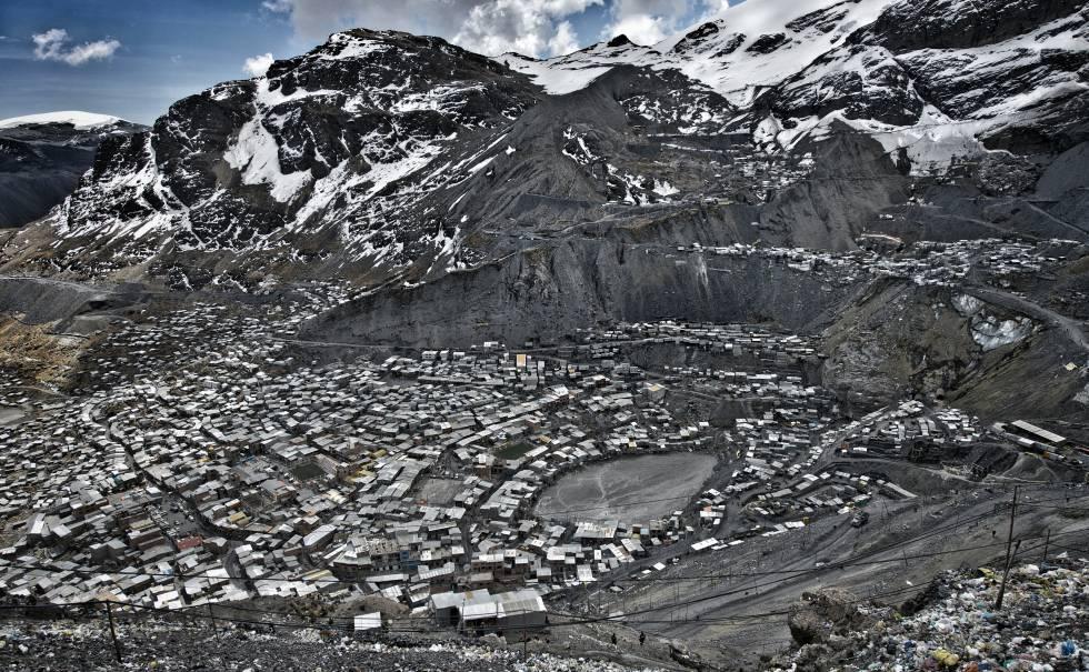 La Rinconada, el 'dorado' helado