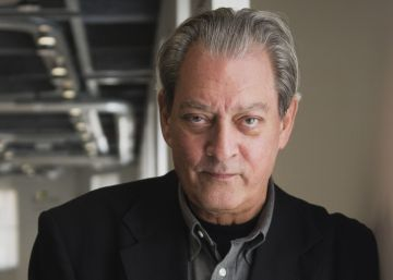 "Paul Auster: ""I wrote the book blindly, not knowing what would happen next"""