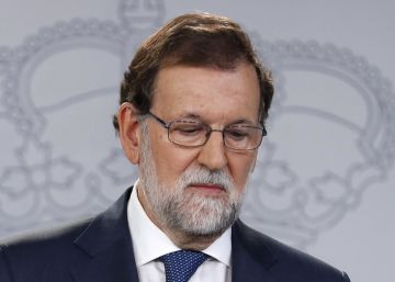 "Spain's PM to Catalan secessionists: ""Stop walking toward the abyss"""