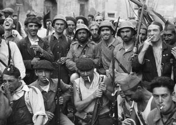 The Englishman whose photos captured the smiles of the Spanish Civil War