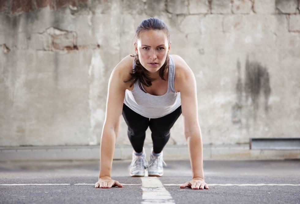 La tabla para quienes no tienen tiempo ni ganas de hacer ejercicio
