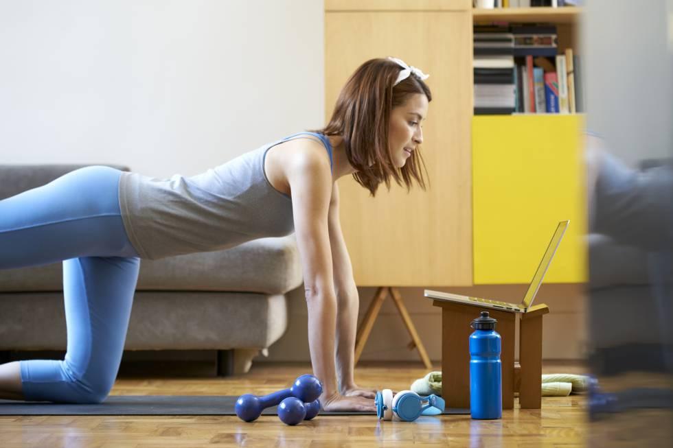 Musica para hacer ejercicios en casa mp3