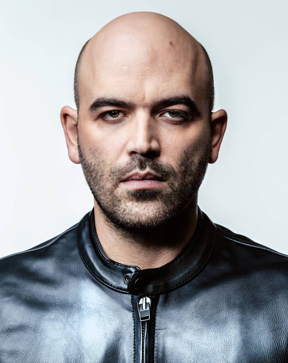 Roberto Saviano Criminals Model Themselves After My Characters
