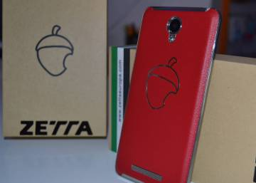Zetta: The Spanish answer to the iPhone that was really made in China