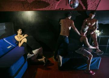 A peek inside the late-night world of Madrid's sex clubs