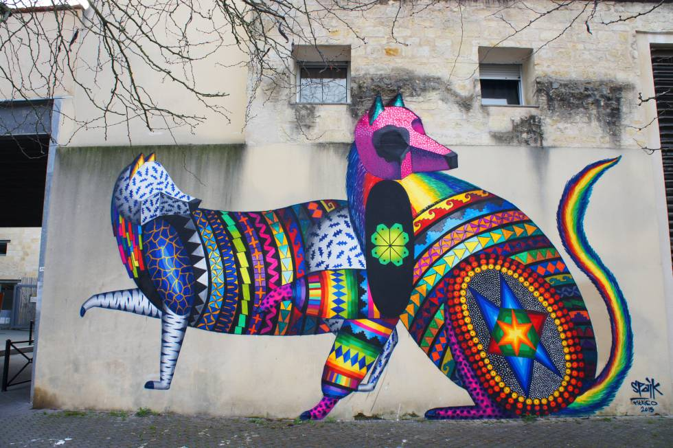 Video Spaik El Street Art Heredero Del Muralismo Mexicano